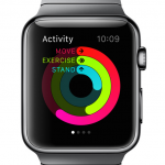 Apple Watch Activity Monitor