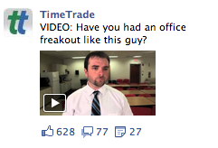 Office Freakout Ad