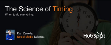 The Science of Timing